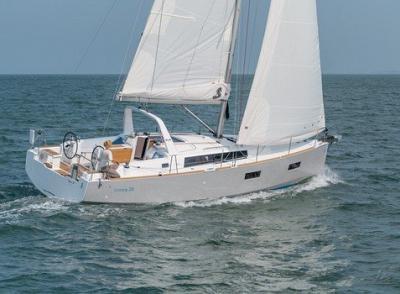 Beneteau Oceanis 38 0