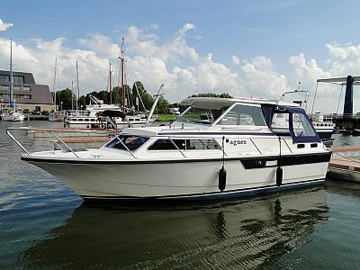 Marco Motoryachts 860 AK 'Agnes' 0