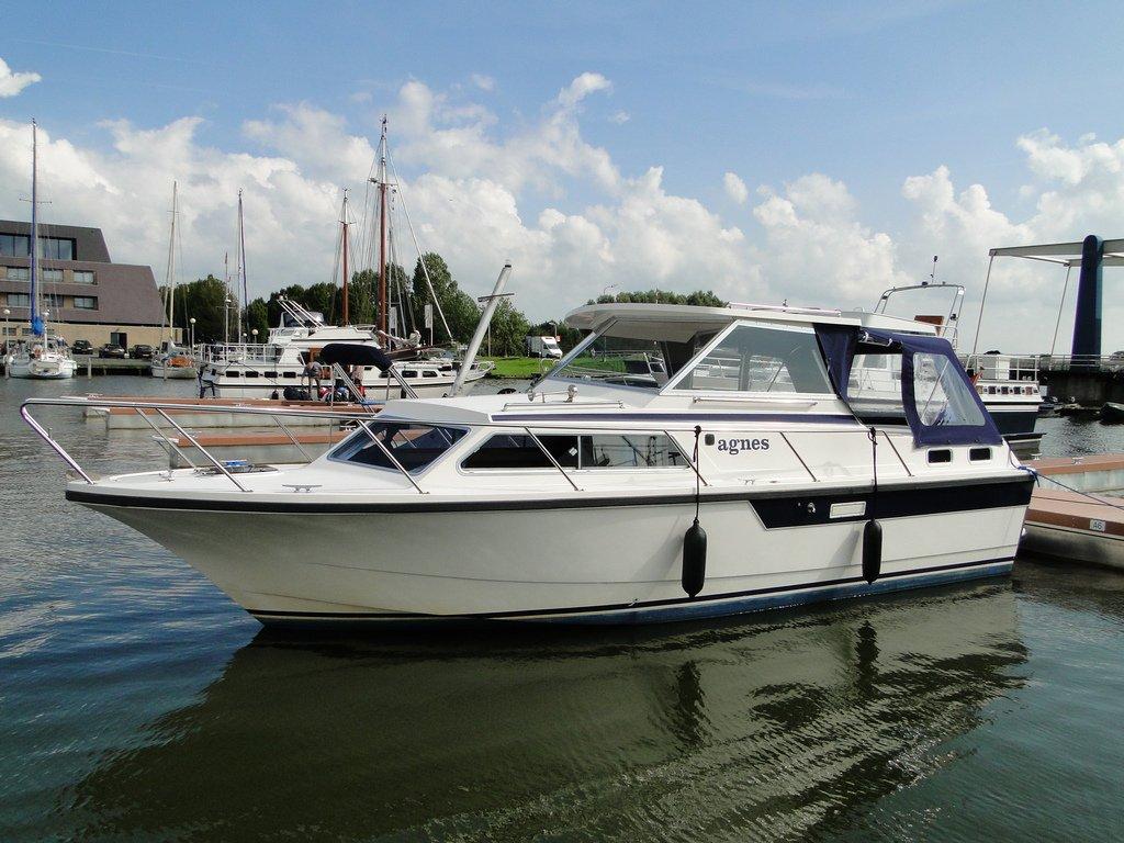 Marco Motoryachts 860 AK
